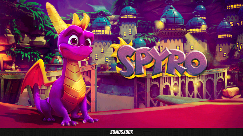 Impresiones de Spyro Reignited Trilogy en Xbox One X 1