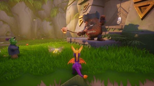 Impresiones de Spyro Reignited Trilogy en Xbox One X 3