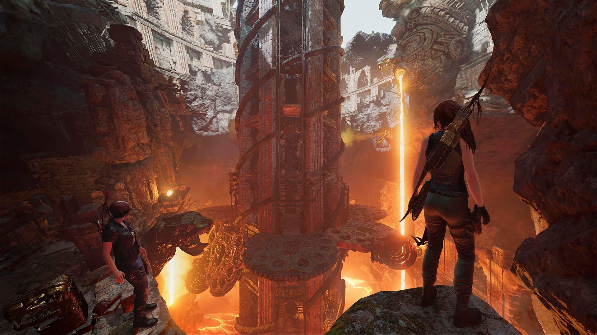Shadow of the Tomb Raider presenta La Fragua, su primer contenido descargable 3
