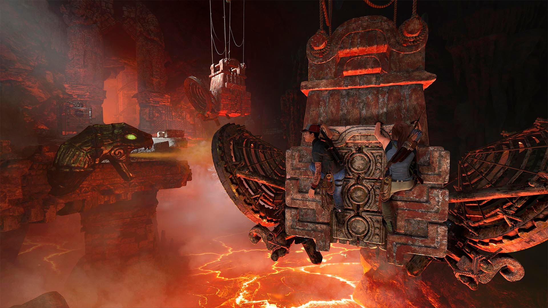 Shadow of the Tomb Raider presenta La Fragua, su primer contenido descargable 2