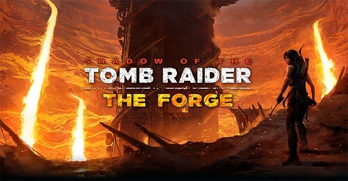 Shadow of the Tomb Raider presenta La Fragua, su primer contenido descargable 1