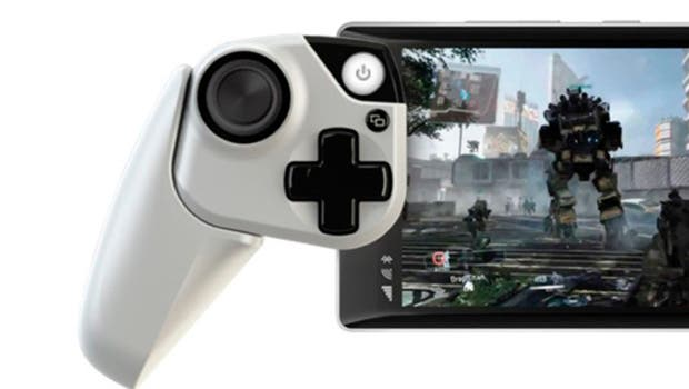 Microsoft tiene un prototipo de mando de Xbox para móviles y tablets 1
