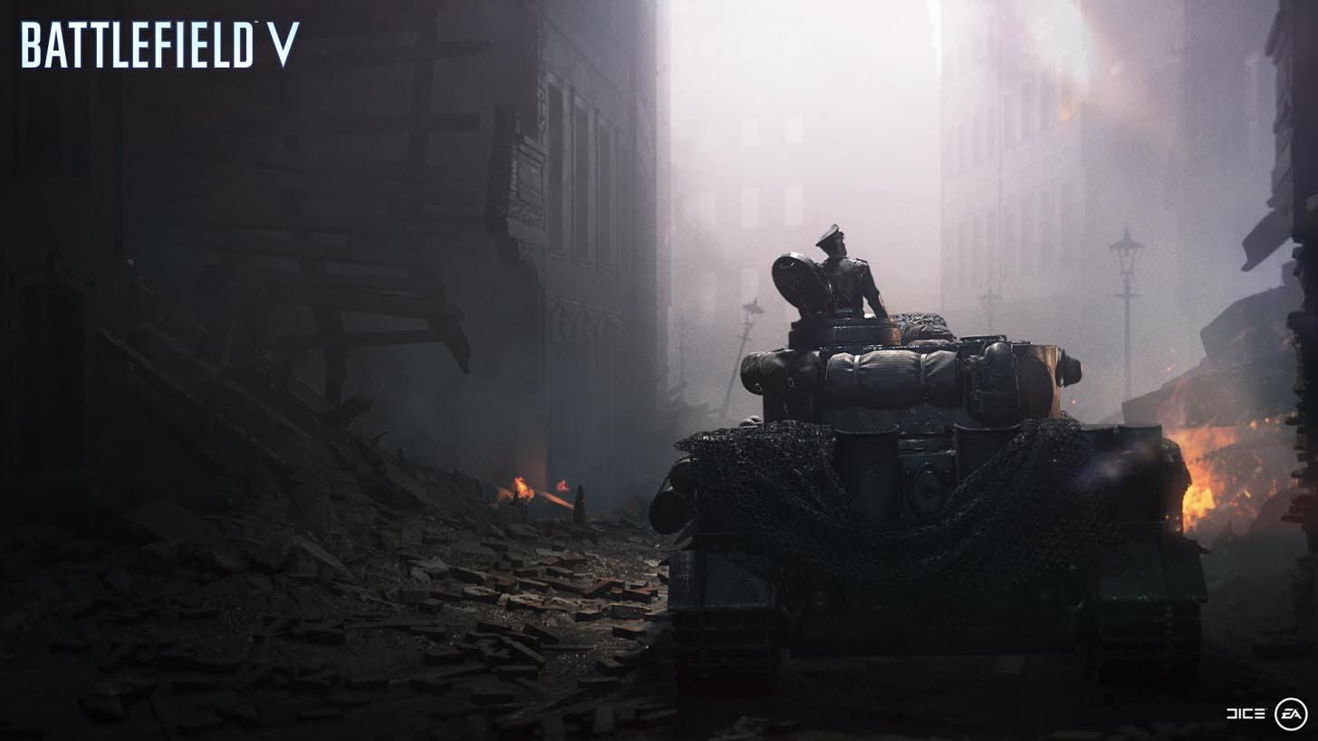 La hoja de ruta de Battlefield V ya presenta contenidos hasta marzo 2