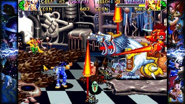 Análisis de Capcom Beat 'Em Up Bundle - Xbox One 6