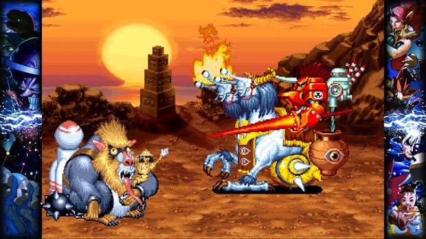 Análisis de Capcom Beat 'Em Up Bundle - Xbox One 3