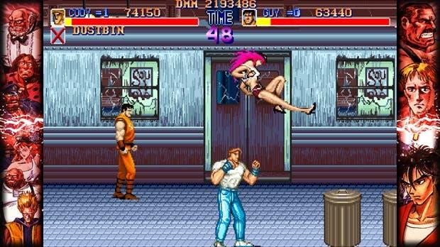 Análisis de Capcom Beat 'Em Up Bundle - Xbox One 2