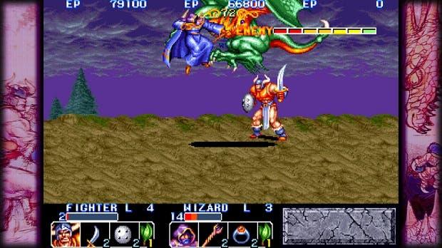 Análisis de Capcom Beat 'Em Up Bundle - Xbox One 5