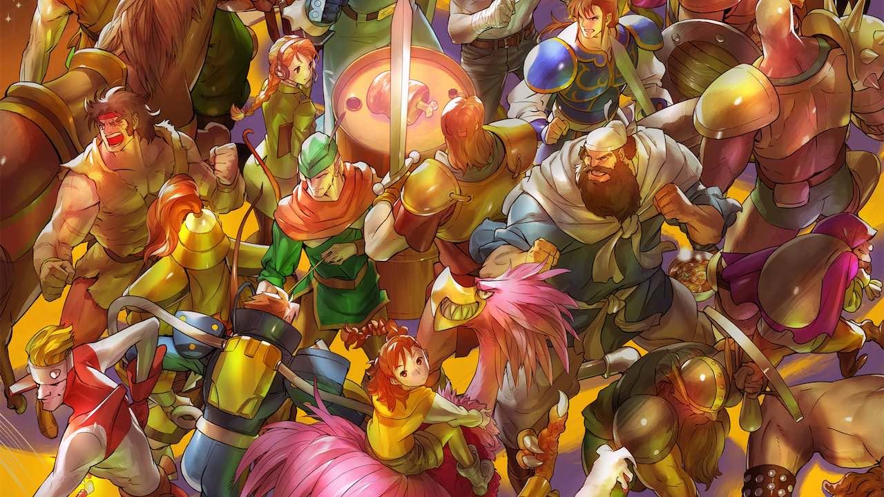 Análisis de Capcom Beat 'Em Up Bundle - Xbox One 4