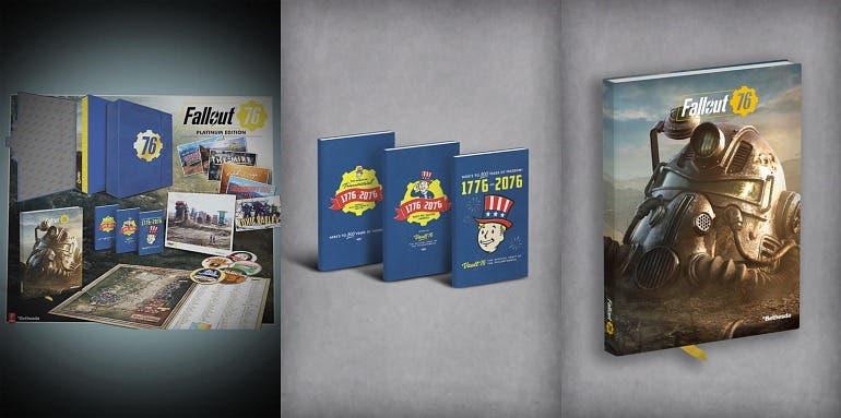 Fallout 76 se suma a la corriente de ediciones coleccionistas sin juego 2