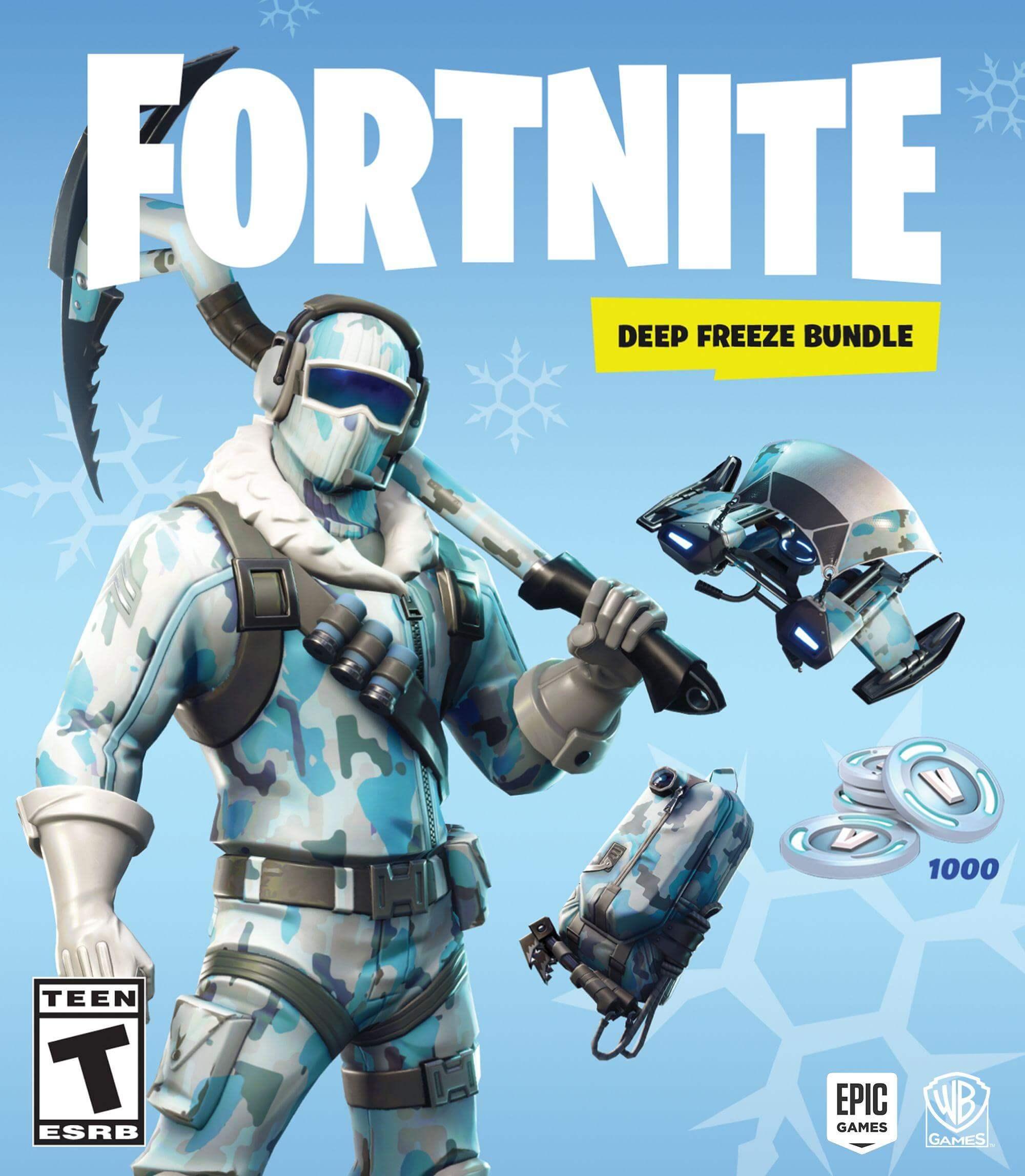 Así será la edición física de Fortnite Battle Royale 2
