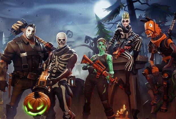 Primeras pistas del evento de Halloween de Fortnite 1