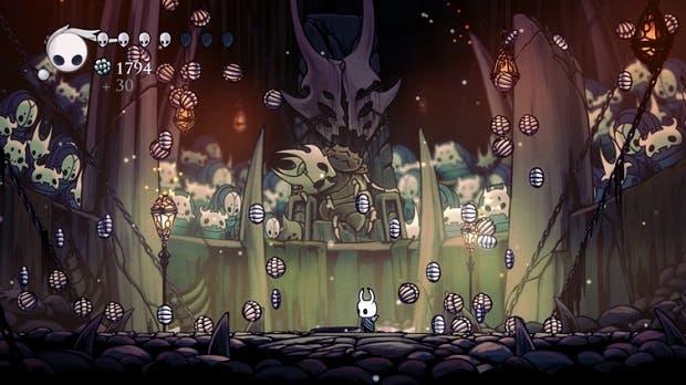 Análisis de Hollow Knight: Edición Corazón Vacío - Xbox One 4