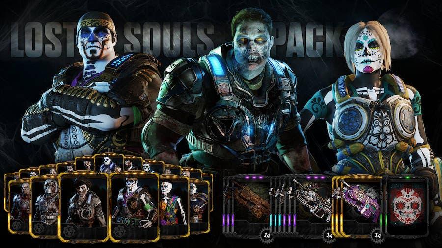 Gears of War 4 continúa su evento de Halloween con nuevos logros, experiencia x6 y más 2