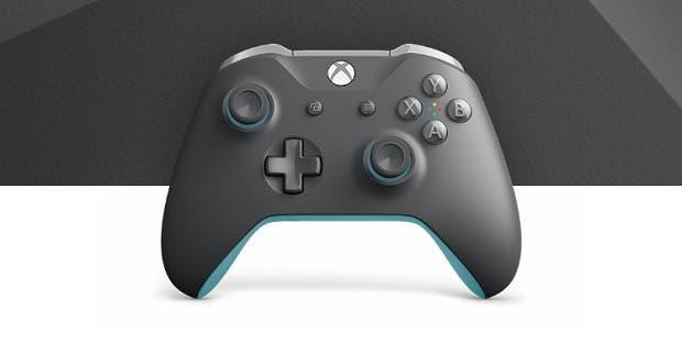 El nuevo mando inalámbrico Xbox gris y azul ya está a la venta 1