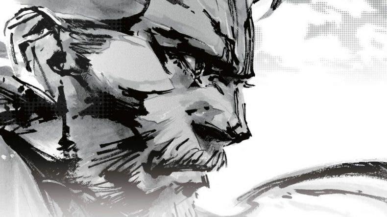 Un artista de CD Projekt RED muestra arte conceptual inspirado en Metal Gear Solid 1