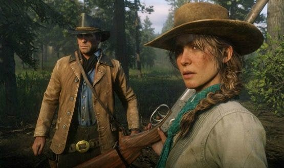 Sadie Adler sería la protagonista de Red Dead Redemption 3 4
