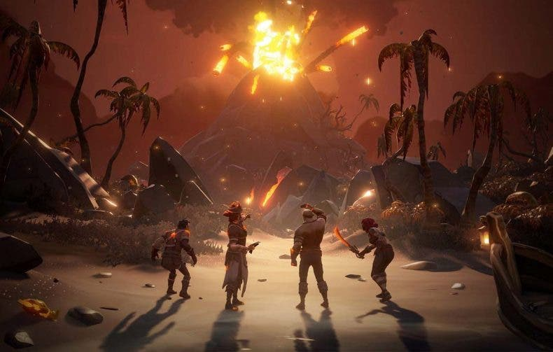 Halloween llega a Sea of Thieves con Festival of the Damned 1