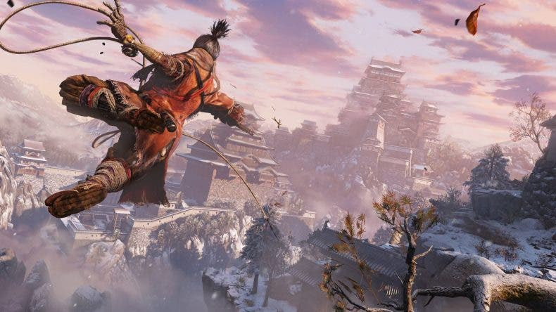 Sekiro: Shadows Die Twice supera las 3,8 millones de copias vendidas 1