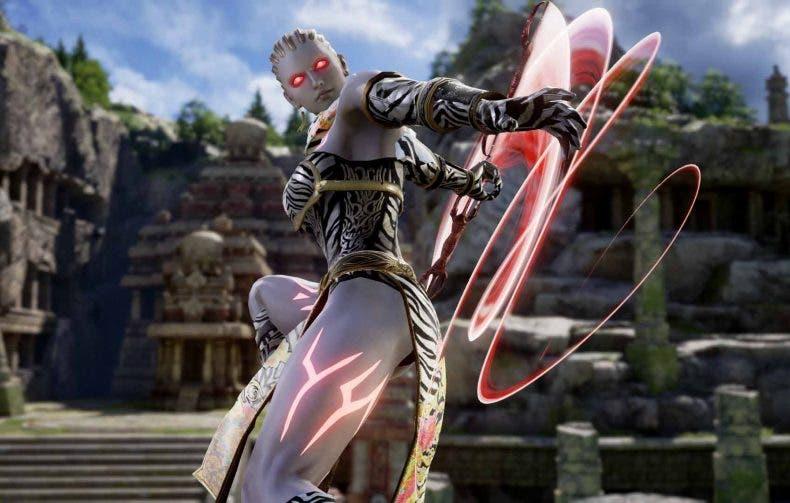 Soul Calibur VI baneará a quienes jueguen online con personajes inapropiados 1