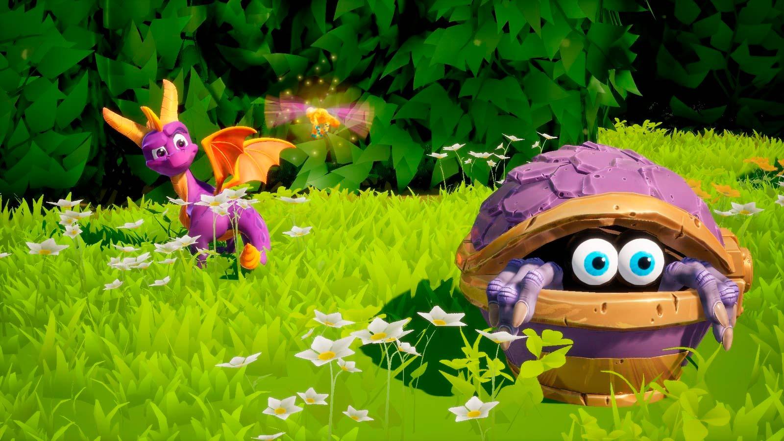 Impresiones de Spyro Reignited Trilogy en Xbox One X 2