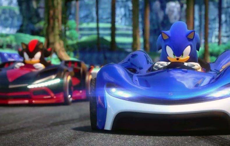 Comparativa de rendimiento de Team Sonic Racing entre las diferentes Xbox One 1