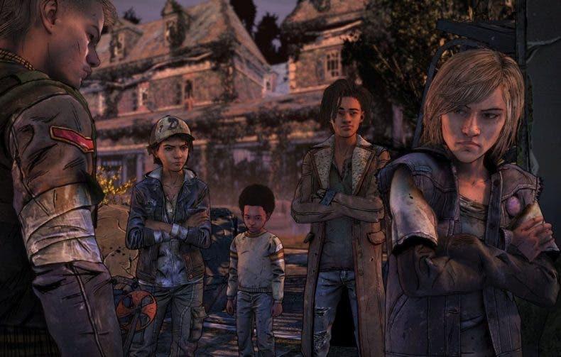 Telltale Games se encargará de The Walking Dead The Final Season 1