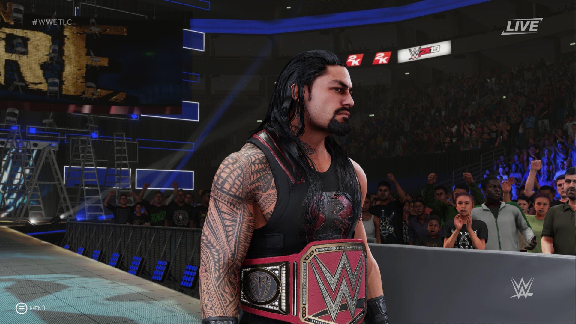 Análisis de WWE 2K19 - Xbox One 5