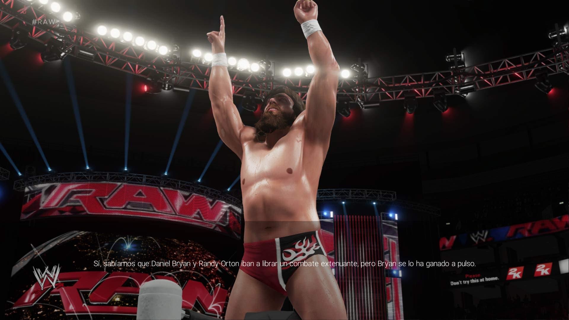 Análisis de WWE 2K19 - Xbox One 1