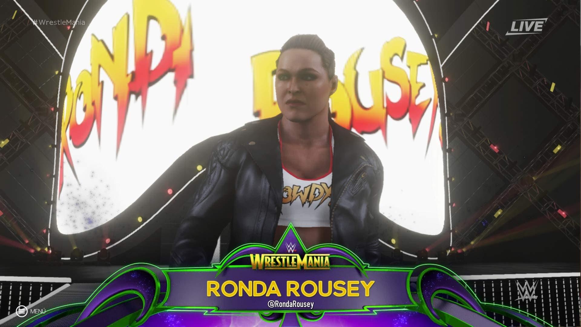 Análisis de WWE 2K19 - Xbox One 2