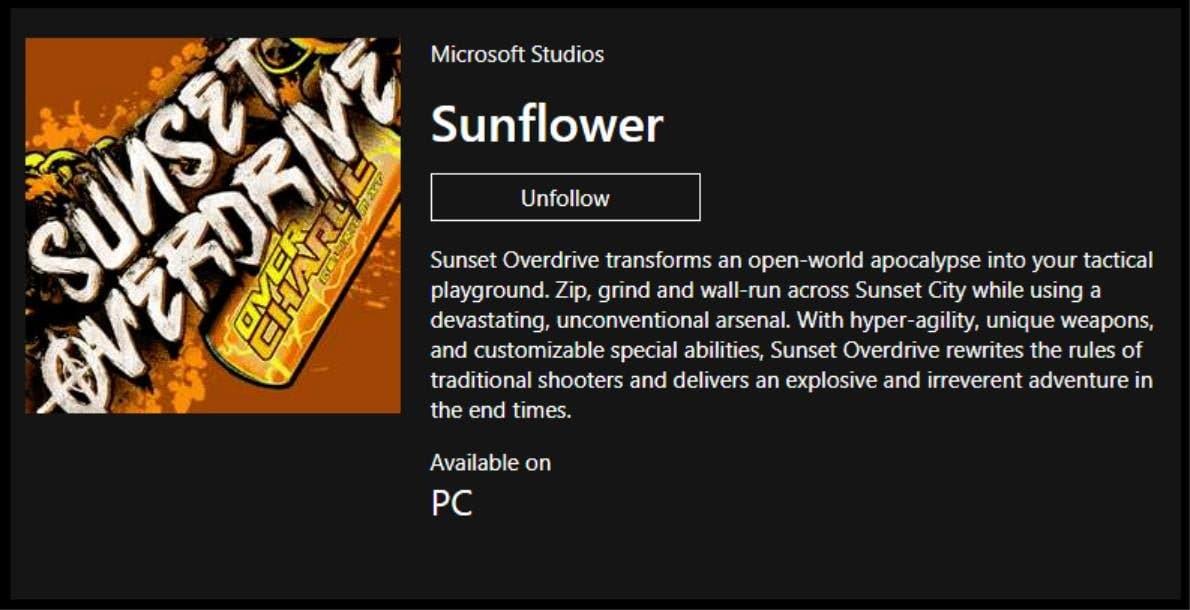 Sunset Overdrive en PC es real y aquí están sus logros 2
