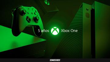 Xbox One cumple 5 años, y repasamos cómo han sido 11