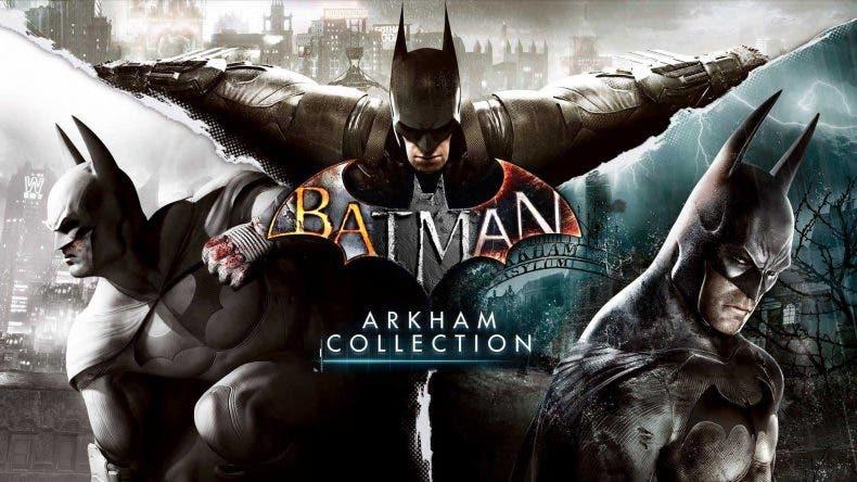 Ya disponible Batman: Arkham Collection en la Xbox Store, con mejoras para Xbox One X 1