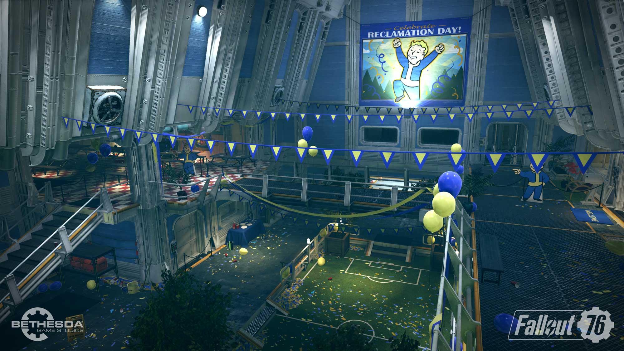 Localizan el único NPC de Fallout 76 en un lugar inhóspito 2