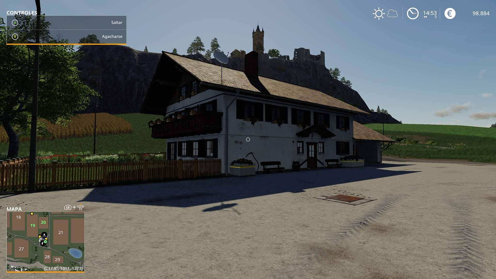 Análisis de Farming Simulator 19 - Xbox One 1