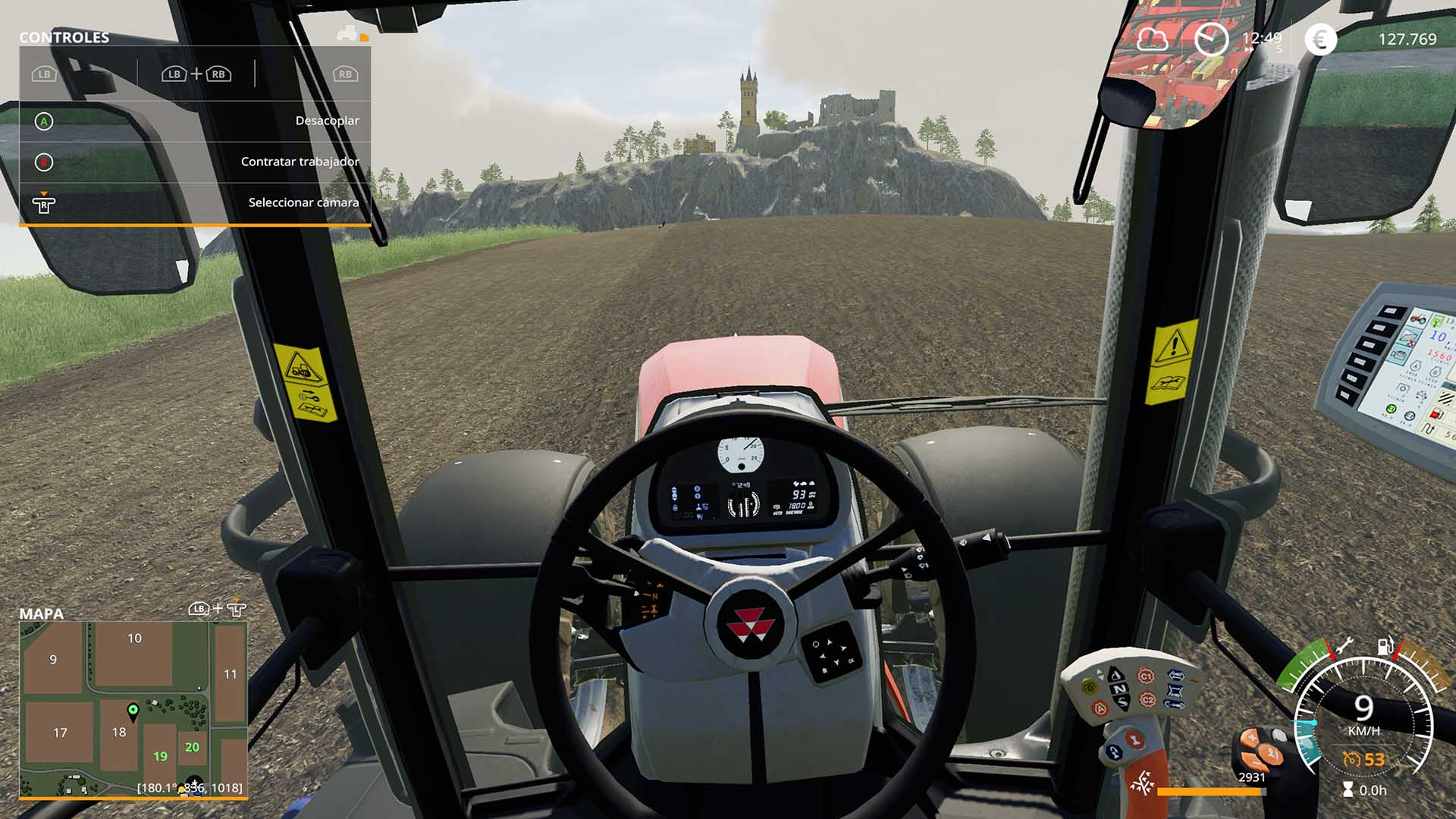 Análisis de Farming Simulator 19 - Xbox One 2