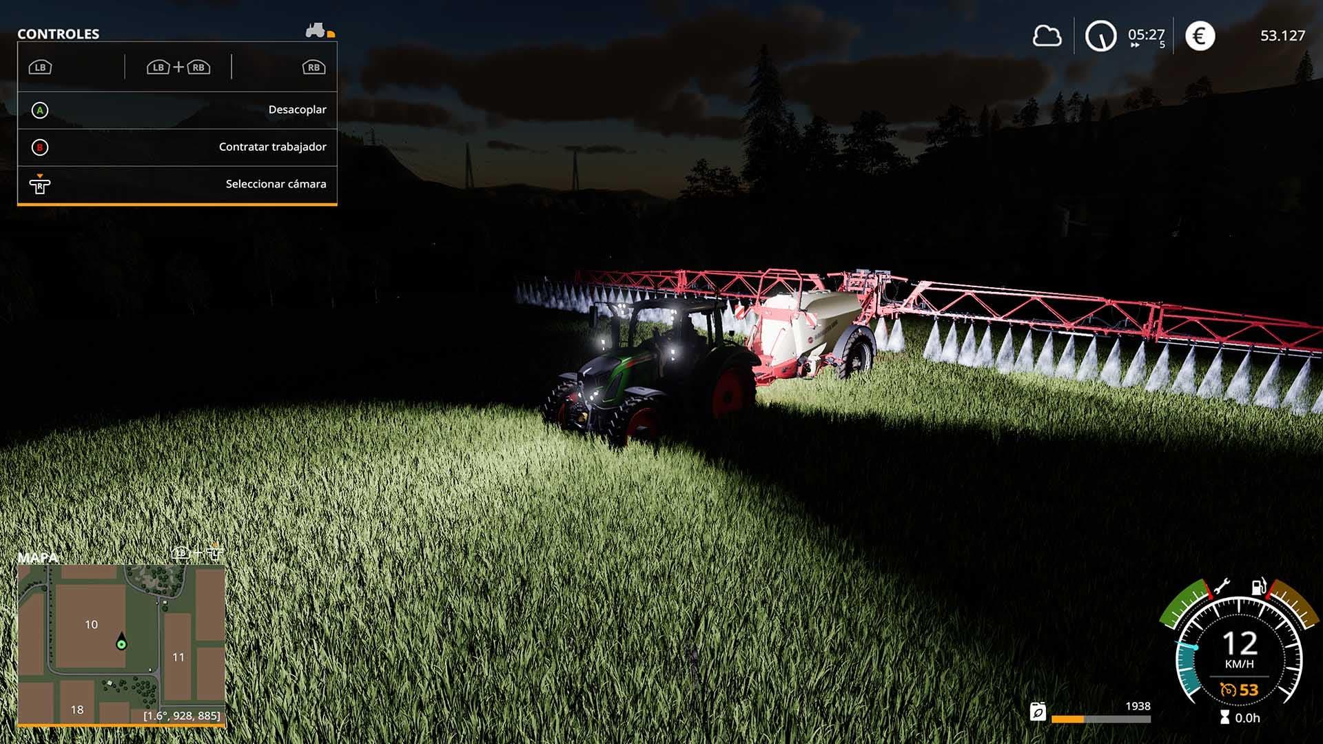 Análisis de Farming Simulator 19 - Xbox One 6
