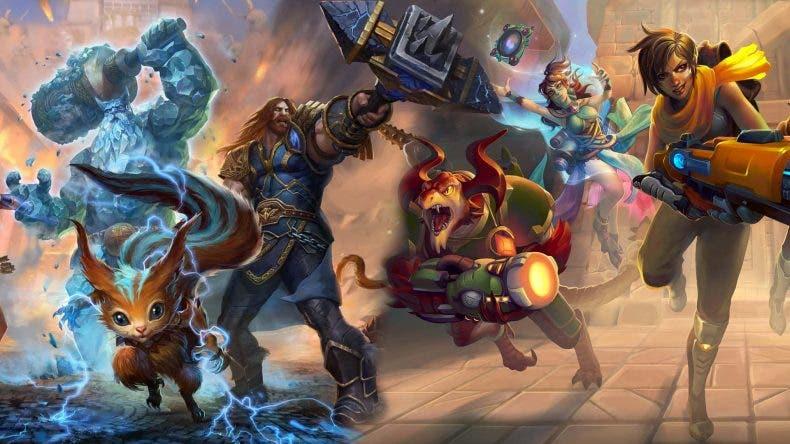Hi-Rez Studios confirma juego cruzado y progresión cruzada para Smite, Paladins y Realm Royale 1
