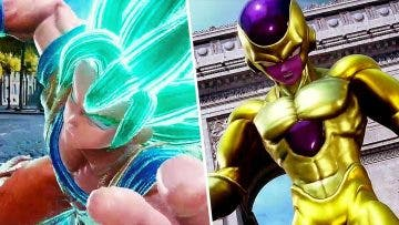 Tres nuevos personajes de Dragon Ball se unen a Jump Force 10