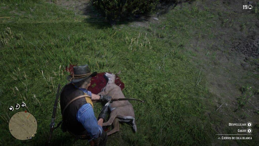 Guía de caza de Red Dead Redemption 2: Cómo conseguir pieles de perfecta calidad 2