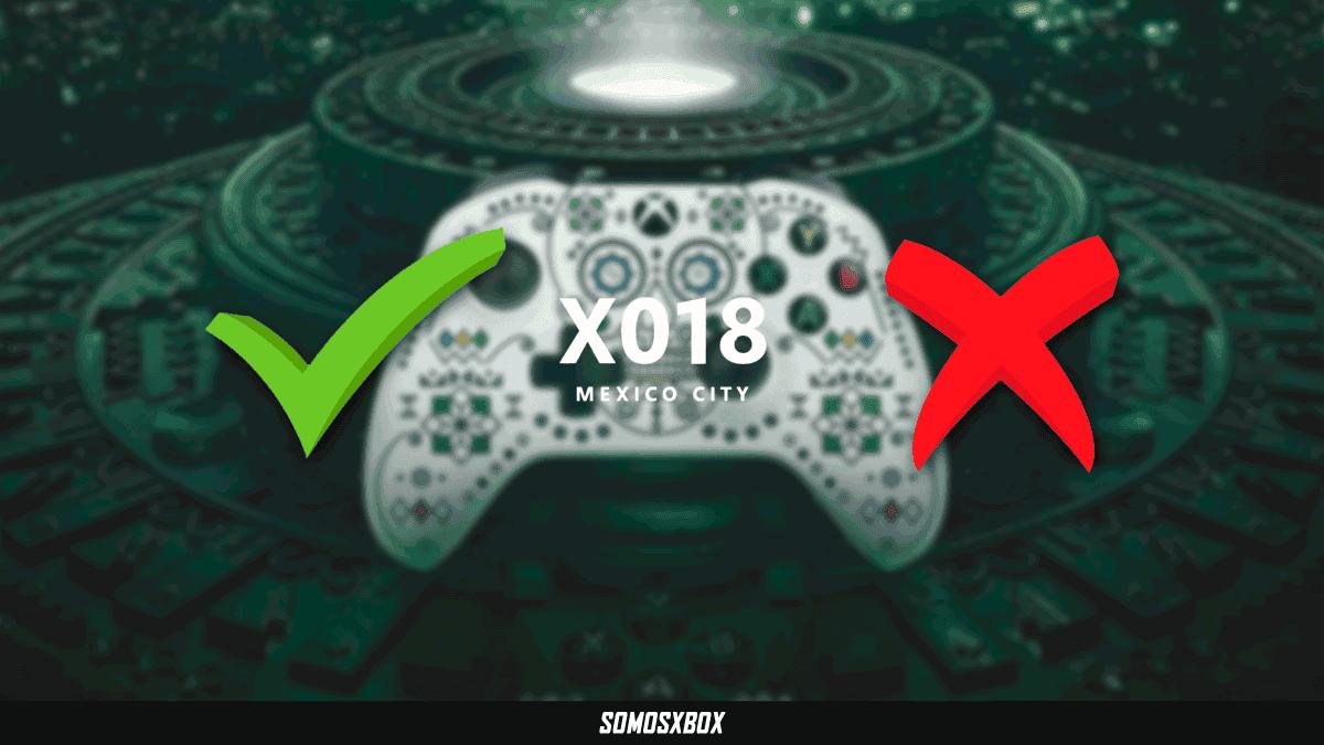 ¿Han acertado los rumores y filtraciones del X018? 1