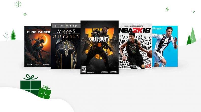Ofertas del Black Friday 2018 en la Xbox Store 1