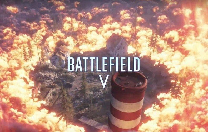 Así es Firestorm, el Battle Royale de Battlefield V 1