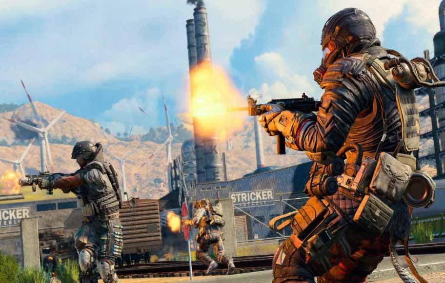 Detallada la actualización 1.12 de Call of Duty: Black Ops 4 2