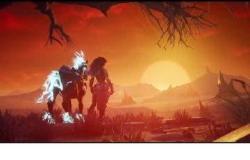 La montura de Furia es protagonista del nuevo trailer de Darksiders III 10