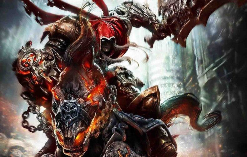 Xbox One X mejora Darksiders: Warmastered Edition y Darksiders II: Deathfinitive Edition 1