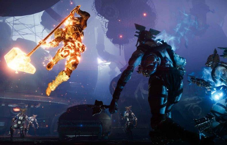 Se filtra la próxima gran expansión de Destiny 2 1