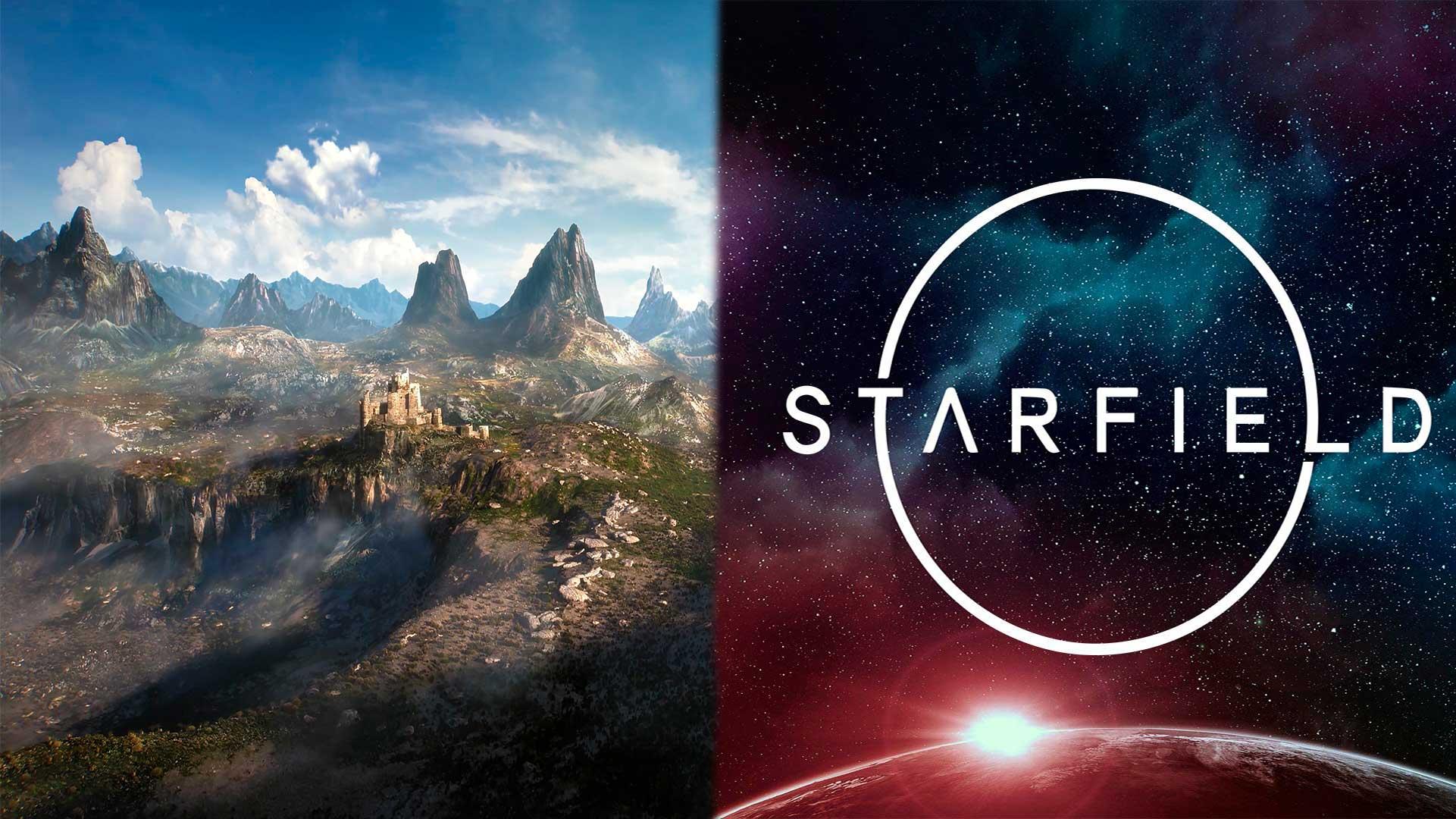 Starfield llegará antes que The Elder Scrolls VI 2