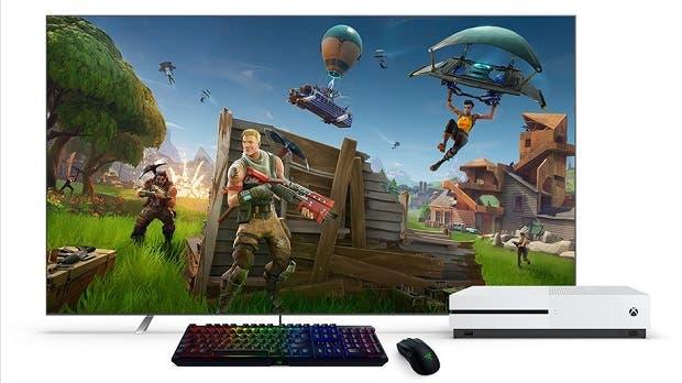 Teclado y ratón para Xbox One y más novedades, con la nueva actualización 1