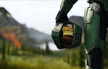 carátula de Halo Infinite en Xbox Series X