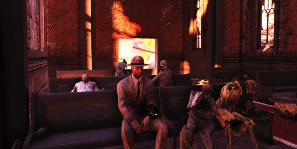 Análisis de Fallout 76 - Xbox One 2